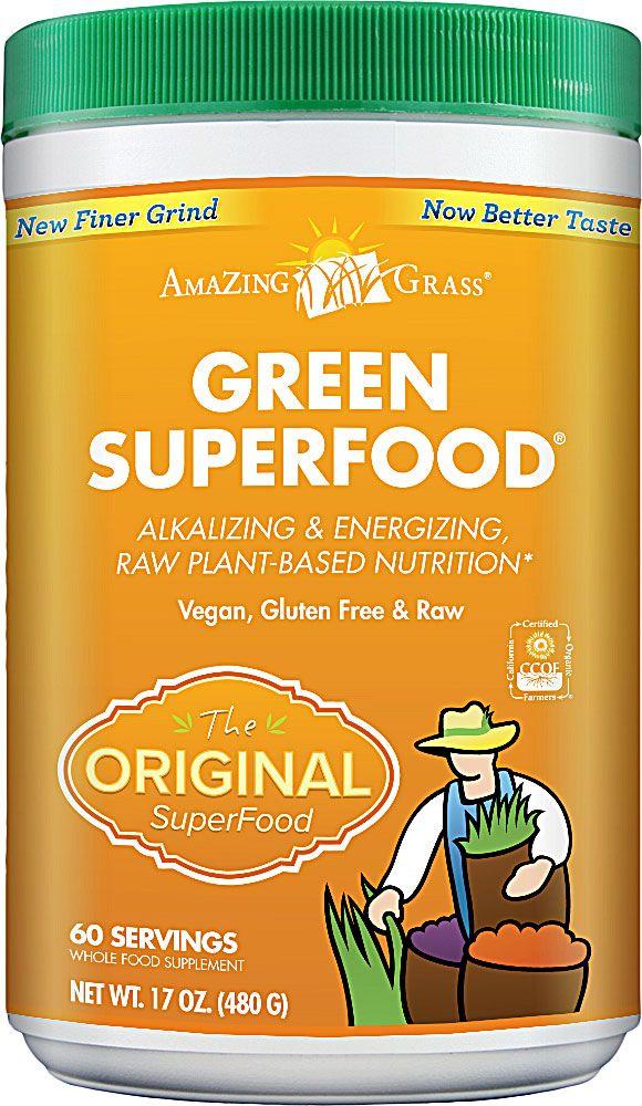 Amazing Grass Green SuperFood® Drink Powder