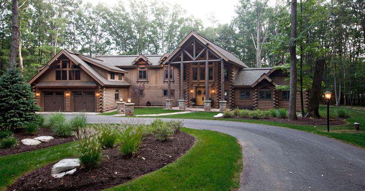107 best log cabins images on pinterest log cabins log for Selling a log home