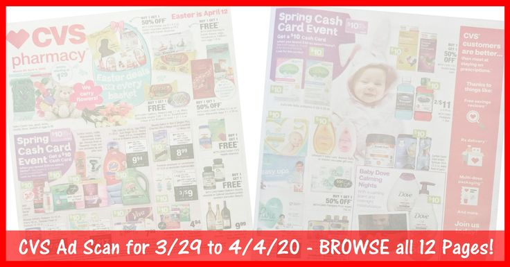 Cvs ad preview 32920 4420 early cvs weekly ad