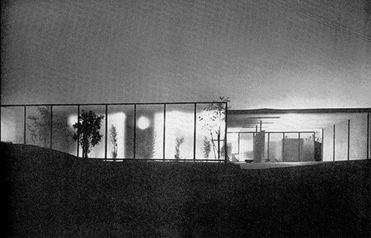 case study 17 Case study house no 17, 9554 hidden valley road, beverly hills, entrance designed by craig ellwood, 1956 case study house no 17, 9554 hidden valley road, beverly hills, pool.