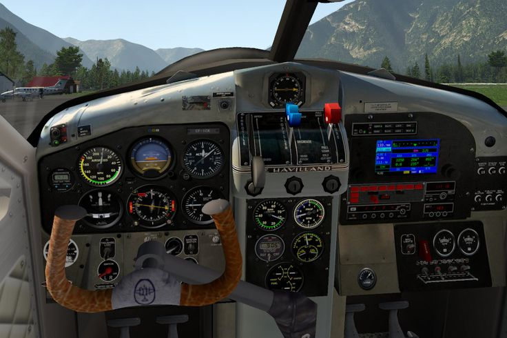 DHC-2 Beaver Package XP11