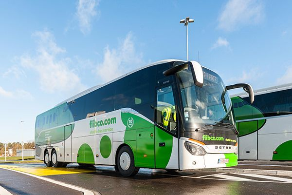ônibus Flibco - o melhor transporte de/para o aeroporto Hahn, em Frankfurt