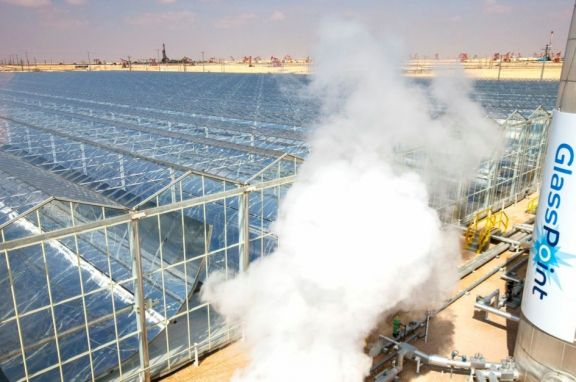 GlassPoint Wins $53M From Oman, Shell, VCs for Solar Enhanced Oil Recovery : Greentech Media