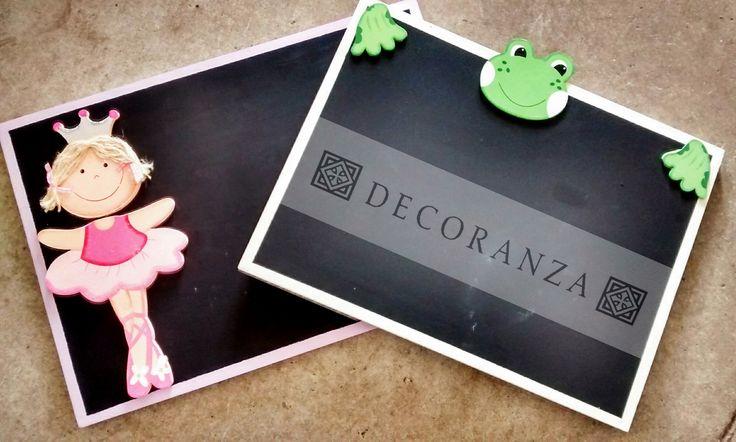 #DCZkids Pizarras para niños!