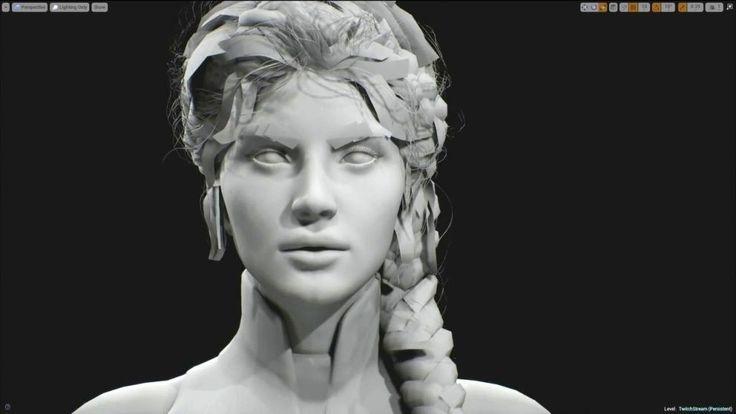 Making of Paragon Characters - Computer Graphics & Digital Art Community for Artist: Job, Tutorial, Art, Concept Art, Portfolio