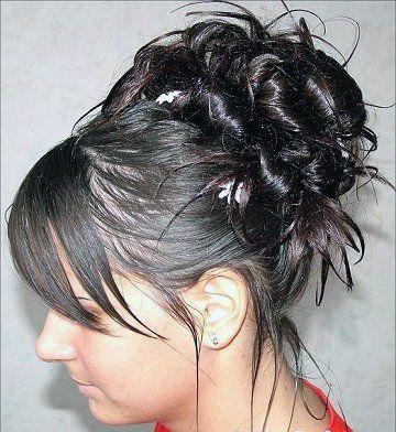 fryzura upięta 322659