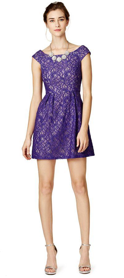Shoshanna Electric Ceclie Dress