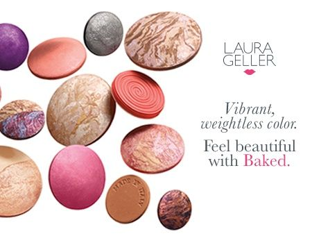 Cupcakes aren't the only baked goods we're loving right now, #LauraGeller has brought baking to beauty with shades that will make you swoon. http://www.feelunique.com/brands/laura-geller-beauty