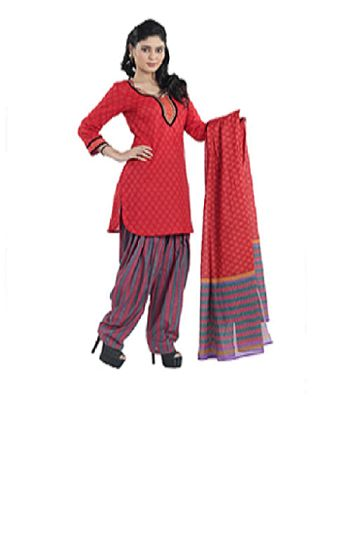 When you wish to feel and look simple and chic, then this elegant suit with a matching dupatta and churidar, is made for you. With its lovely embroidery on the yoke, it will help accentuate your personality, with all its charm. Add this to your suit collection today! visit: http://www.seveneast.in/index.php?route=product/product&path=81&product_id=95