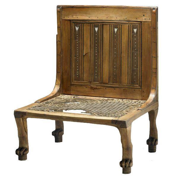 Egyptian Furniture: Bellevue College - Interior Design