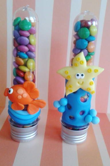 Cute Under The Sea Party Favors