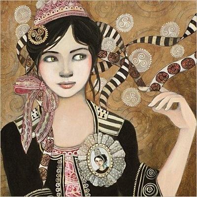 Cartes postales Designer : Delphine Cossais