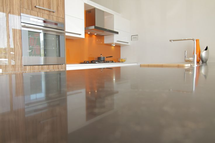 www.wallspan.com.au You will want to throw dinner parties and entertain every weekend with this stylish gloss-finish kitchen range.