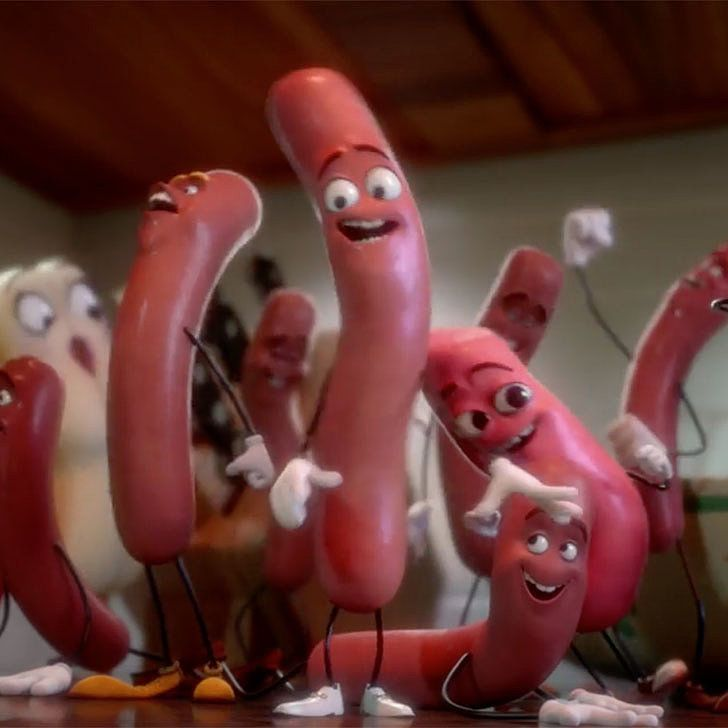 Watch the Raunchy, NSFW Trailer For Seth Rogen's Sausage Party (If You Dare)