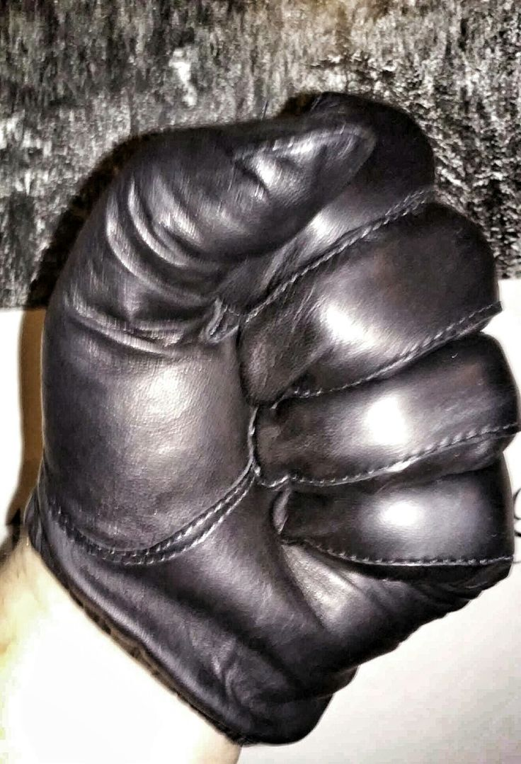 Black leather gloves meaning - Leather Gloves