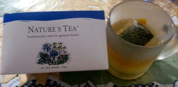 A glass of #NaturesTea for me Before to Bed..