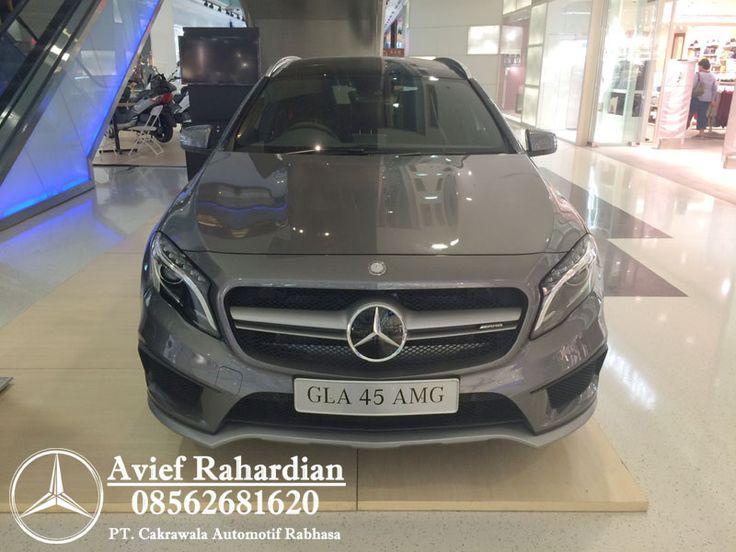 Dealer Mercedes Benz Jakarta | Authorized Mercedes-Benz Dealer: Jual Mercedes Benz GLA 45 AMG nik 2018 Dealer Merc...
