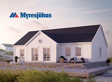 Myresjöhus nya webbplats är helt responsiv i sin design. Webbplatsen bygger på EPiServer 6 med en hel del skräddarsydda lösningar.