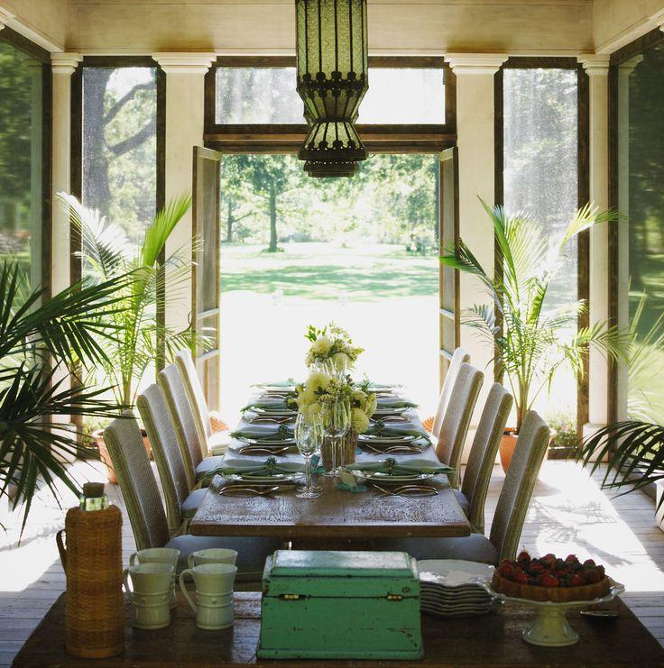 48 best summer table decor images on pinterest