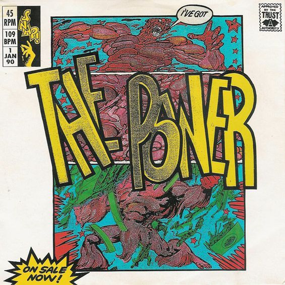 Snap! - The Power (1990)