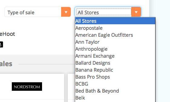 Retail Coupon Database
