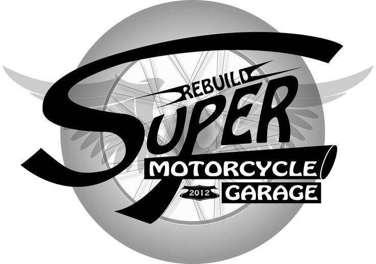 First prototype logo for the garage