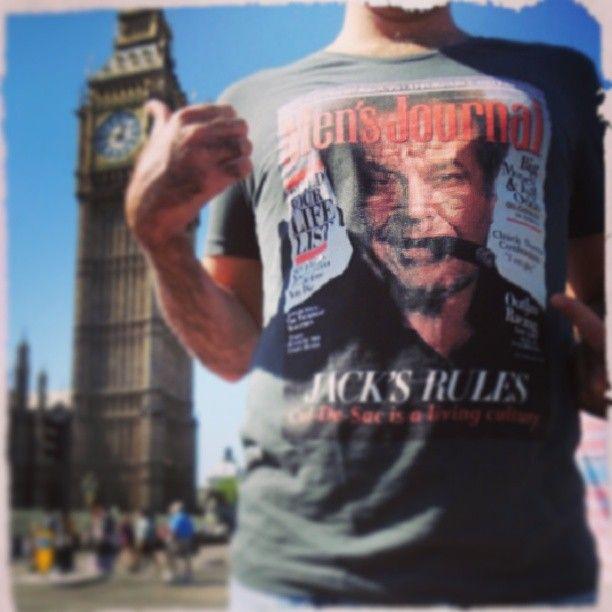 Jack's Rules in London, UK!
