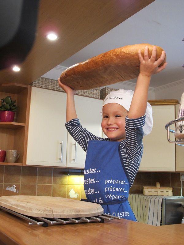 Velký den malého kuchaře. Filip Markuzzi. 8.11. 21.30 HOD. TV NOVA VÍKEND   STYLEnew.cz