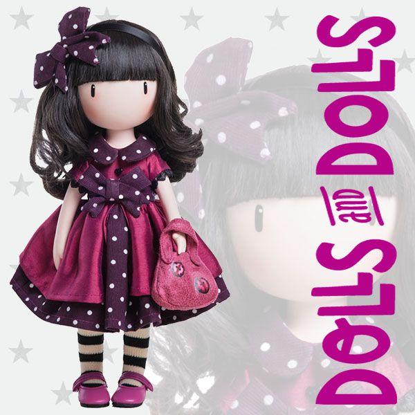 #Ladybird de 32cm., fabricada en vinilo y con extremidades articuladas. Al abrir su caja te sumergirás en su agradable perfume a rosas y madreselva.  #Dolls #PaolaReina #Gorjuss #SantoroLondon #GorjussGirl #DollsMadeInSpain #MuñecasSinBoca #MuñecasGorjuss