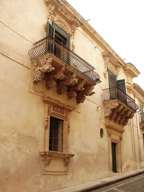Noto, Syracuse Sicily Italy