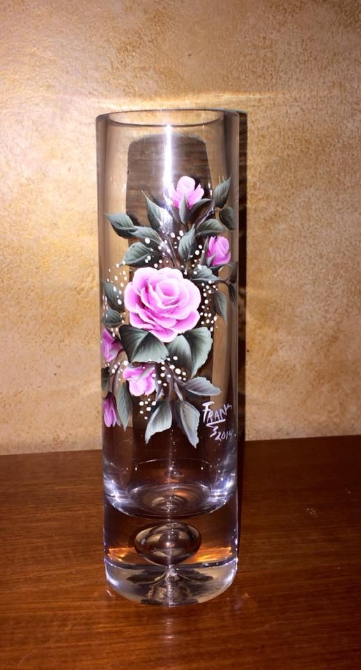 Best 25 painting on glass ideas on pinterest diy for Glass painting tips and tricks