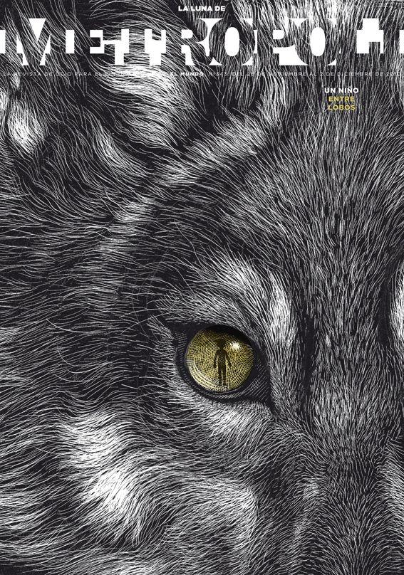 Satire & Animals by Ricardo Martinez, via Behance