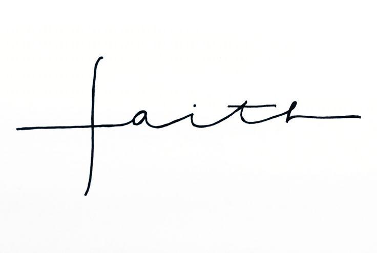 Que nada abale a sua fé †