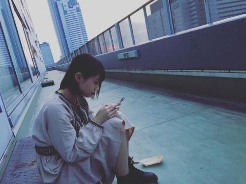 ゆーりさんとたこ焼きを一緒に食べました ソースではなく 塩マヨネーズで食べてました 今日は休憩時間をゆーりさんと居られて穏や... #Team8 #AKB48 #Instagram #InstaUpdate