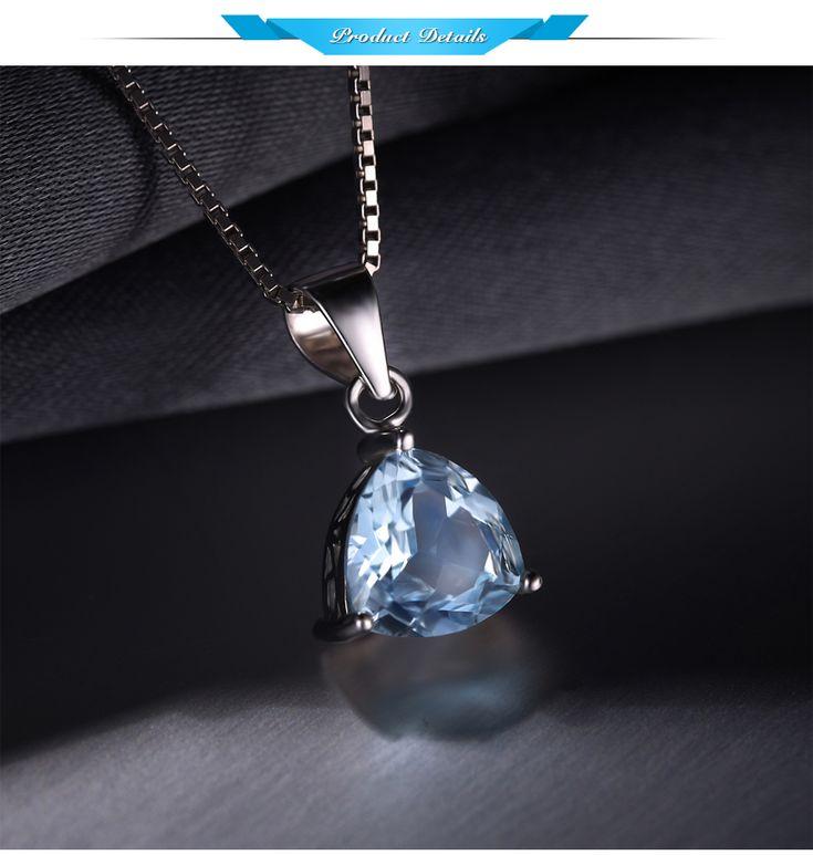 Серебрянный, 925-й пробы Кулон известного производителя «JewelryPalace», из природного Топаза, добытого в Бразилии. US $11.99 /шт.  ВХОД: = http://ali.pub/63hd9 =  Покупая ЗДЕСЬ и ТОЛЬКО по нашим ссылкам.., Вы получаете дополнительные скидки на указанные цены, от 7% до 18% (кэшбэк), как на один экземпляр, так и на всю купленную продукцию.. Зайдя в магазин из другого места, Вы к сожалению этих скидок НЕ получите.  Не можете купить сейчас – СОХРАНИТЕ эту ссылку, - это сэкономит ваш бюджет