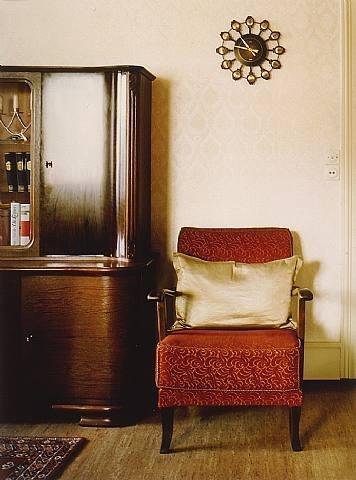 Interieur 9B by Thomas Ruff