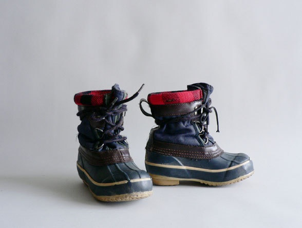 duck boots || etsplace