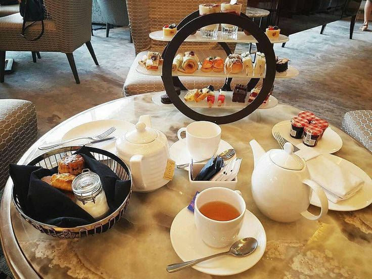 We are waiting for your visit to sip some best quality tea with scones and finger snacks  in the lovely lobby lounge of @sheratongandaria. Spend a wonderful moment with your partners colleagues and loved ones with Grand Afternoon High Tea.  #sheratongrandtour