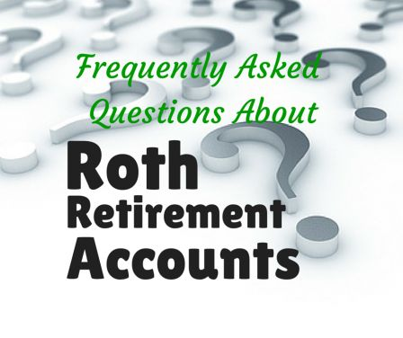 6 FAQs About Roth Retirement Accounts  If you're familiar with Roth retirement accounts, but still have questions about how they work, you're not alone. Although the rules can seem confusing, it's worth your time to understand them because Roth accounts are loaded with money-saving benefits. In this episode, I'll answer 6 top Roth FAQs from Money Girl podcast listeners and readers and tell you the best places to open up a Roth IRA. Also see: Award-Winning books, audio...