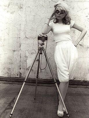 — Debbie HarryDebbie Harry, Blondies, Style Icons, Deborah Harry, Tripod, People, Photography, Photos Session, Cameras