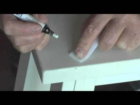 How to repair Wood Furniture At Home by Pottery Barn - http://www.thehowto.info/how-to-repair-wood-furniture-at-home-by-pottery-barn/