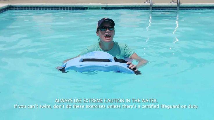 19 best aqua fitness equipment images on pinterest - Exercise equipment for swimming pools ...