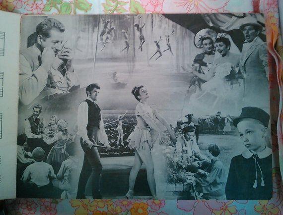 Hans Christian Andersen - Frank Loesser and Ada Richter - 1953 - Vintage Sheet Music
