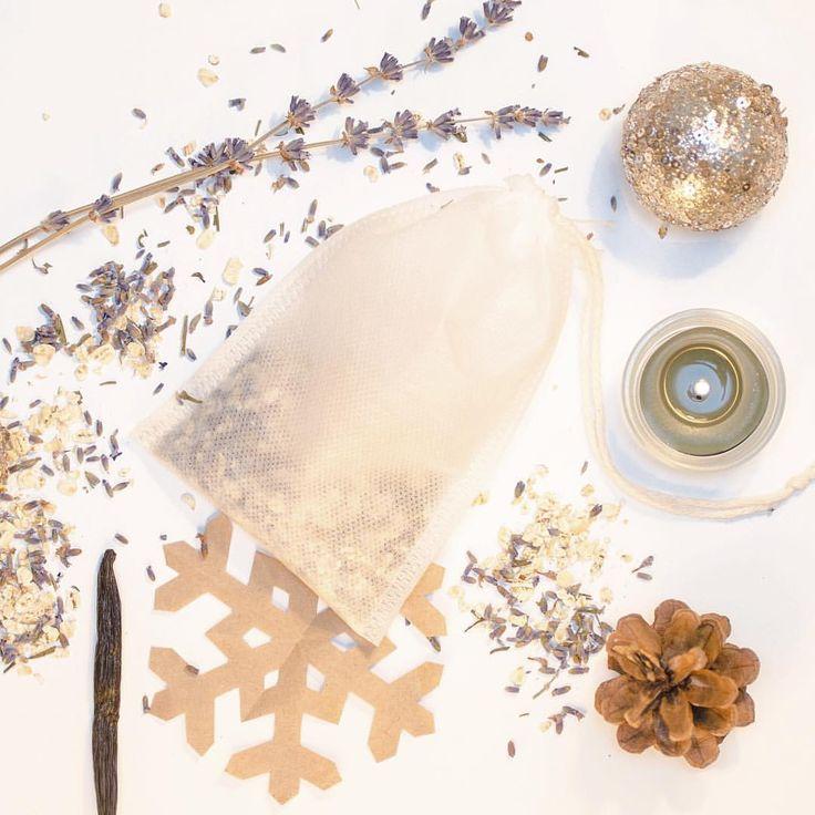 Lavender Vanilla bath tea. See this Instagram photo by @teabathco