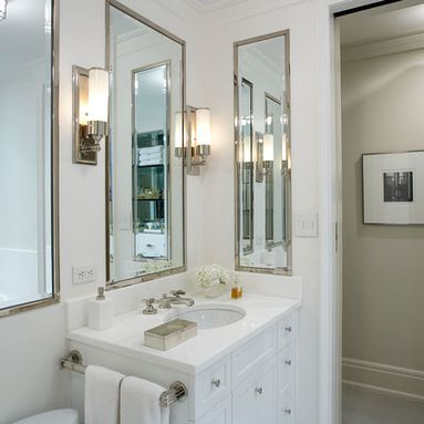 Mirror Design For Bathroom Best 130 Best Bathroom Ideas Images On Pinterest  Bathroom Ideas Decorating Design