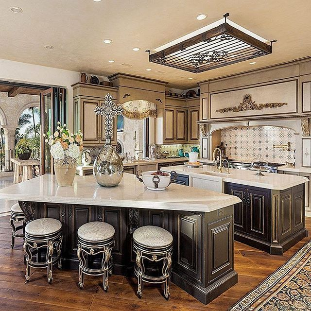 Best 25+ Mansion Kitchen Ideas On Pinterest