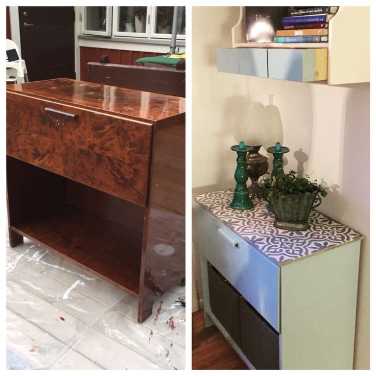 Remaking an Old furniture