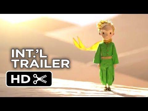 Tráiler del film animado Le Petit Prince | Más allá de Orión
