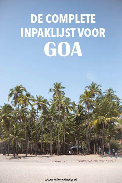 Ga je binnenkort naar Goa en weet je niet zo goed wat je allemaal moet inpakken? Ontdek hier een handige lijst met 10 dingen je die sowieso moet meenemen naar Goa.