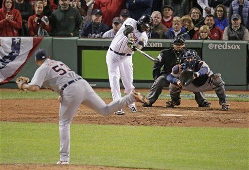 David Ortiz, Boston Red Sox, Extension